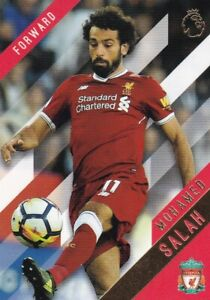 2017-18-Topps-Premier-League-or-Football-Cartes-a-Collectionner-74-Mohamed