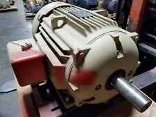 New Ge 25 Hp 3 Phase Motor 5ks284ssp205d10 Cat E9157 230460v 1775 Rpm