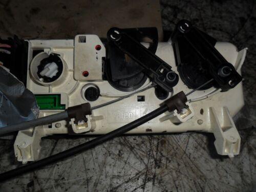 Renault Clio MK2 1998-2001 Heater Controls Control Panel NON-AIRCON