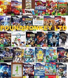 Wii-giochi-Nintendo-Wii-MOLTO-BUONO-spedizione-lo-stesso-giorno-tramite-consegna-super-veloce