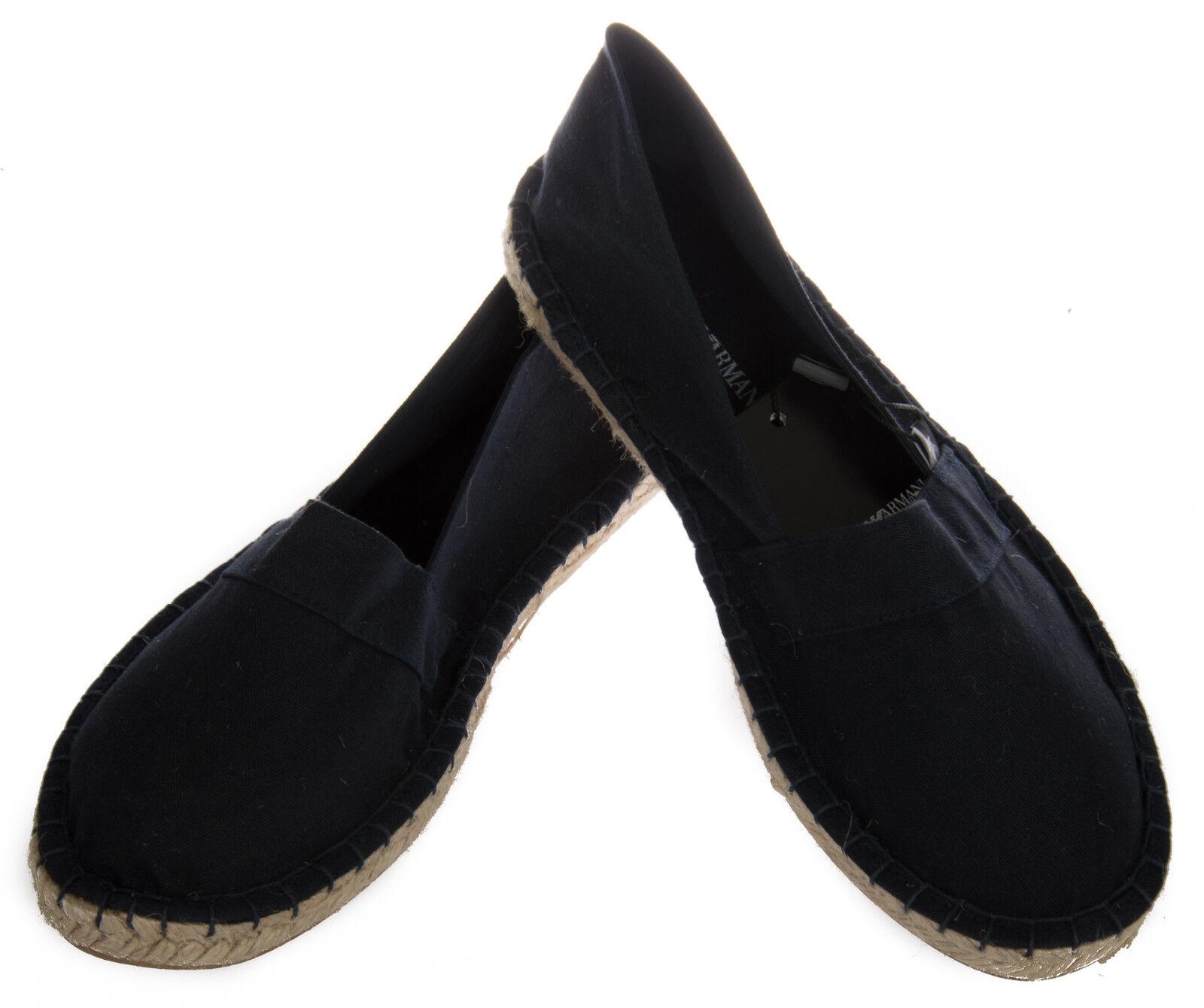 Espadrillas scarpa uomo EMPORIO ARMANI 210578 5P497 taglia 42 Coloreeee  Coloreeee Coloreeee 00135 MARIN 06e51d ... fd36611e7cd