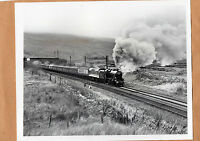 "Cumbrian Mountain Express 48151 Ais Gill Summit 12/11/88 Original 10""x8"" photo"