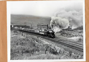Cumbrian-Mountain-Express-48151-Ais-Gill-Summit-12-11-88-Original-10-034-x8-034-photo