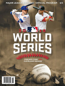 2016-World-Series-Official-Program