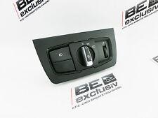 original BMW 3er F30 F31 Bedieneinheit Licht Lichtschalter light switch 9265296