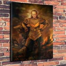"Ghostbusters Vigo the Carpathian Canvas Print A1.30""x20"" 30mm Frame Halloween"