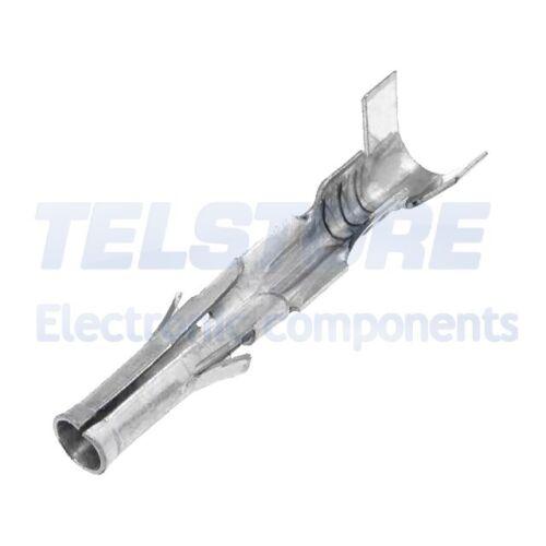 """10pcs MX-1189-A-P901 Contatto femmina 20÷14AWG Standard .093/"""" stagnato sciolto"""