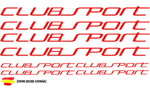 Vw-golf-gti-clubsport-kit-de-8-Tuning-sticker-auto-Fun-pegatinas-sticker-Bomb
