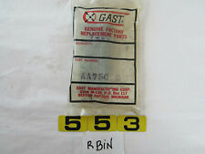 Gast Aa750 D Replacement Vanes Lot Of 4