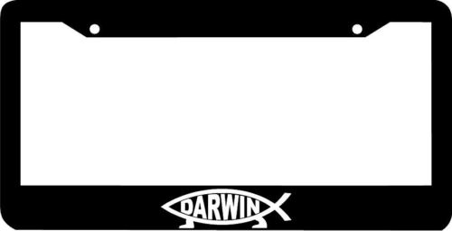 DARWIN FISH evolve License Plate Frame