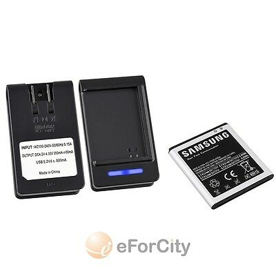 OEM Replacement External Battery+Dock Desktop Charger For Samsung Galaxy S2 T989
