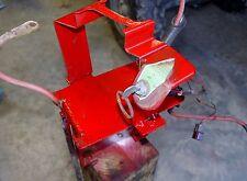 Troy Bilt Horse Tiller Battery Mount Key Switch Wire & Solenoid Assembly Kit