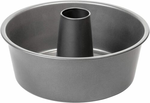 12 cup Non-Stick Original Angel Food Cake Fluted Tube Baking Pan 10-Inch