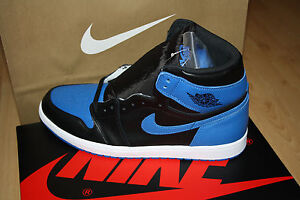 019c05af33ace0 BNIB 2017 NIKE AIR JORDAN 1 RETRO HIGH OG Royal Blue UK 11 ...