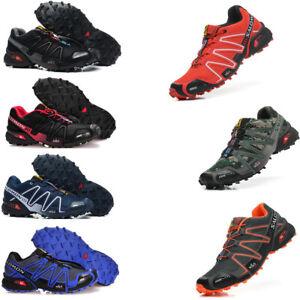 Details zu Herren Schuhe Salomon Speedcross 3 Outdoorschuhe Laufschuhe Wandernschuhe 40 47