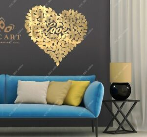 Wall decoration DXF CDR and EPS File For CNC Plasma Router