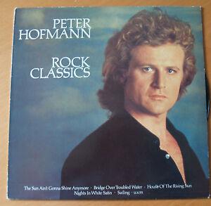 Peter-Hofmann-Rock-Classics-1982-Vinyl-CBS-85965