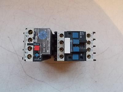 Telemecanique Contactors LC1 D0910 LR2 D1310