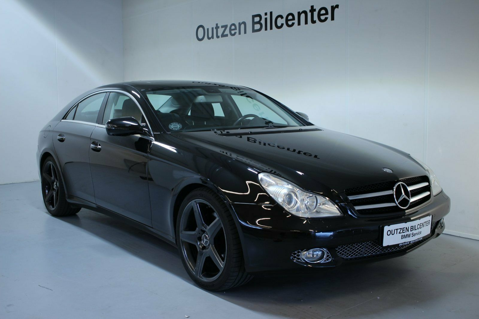 Mercedes CLS350 3,5 CGi aut. 4d - 269.900 kr.