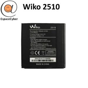 Batterie-Wiko-2510-Sunny-2-1300-mAh