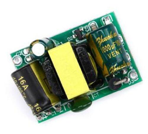5 pcs 5V700mA 3.5W Isolated Switch AC-DC Buck Step Down Module 220V turn