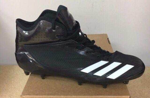 adidas Adizero 5-star 6.0 Mid Cleat - Men s Football SKU Bw1092 Size ... 60a49896a7a