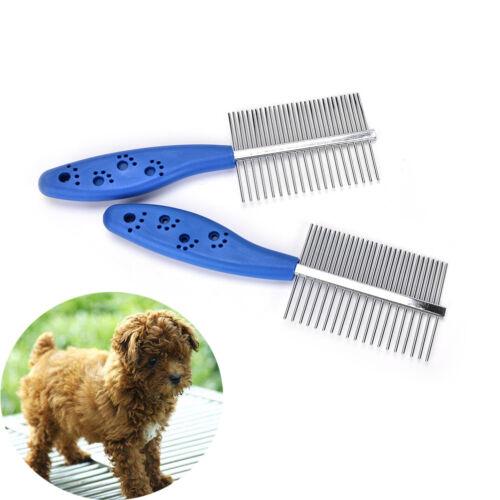 Grooming Comb Brush Comb Rake Hair Shedding Kill Flea For Pet Cat Dog Pet ToolJH