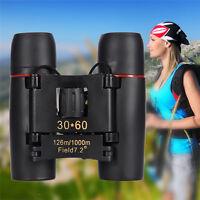30 x 60 Zoom Day Night Vision Folding Binocular Telescope Zoom Optical Binocular
