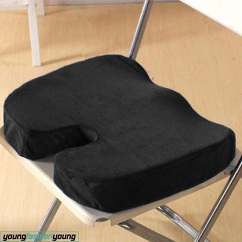 Coussin de siège mousse mémoire pour chaise soulager la douleur bureau