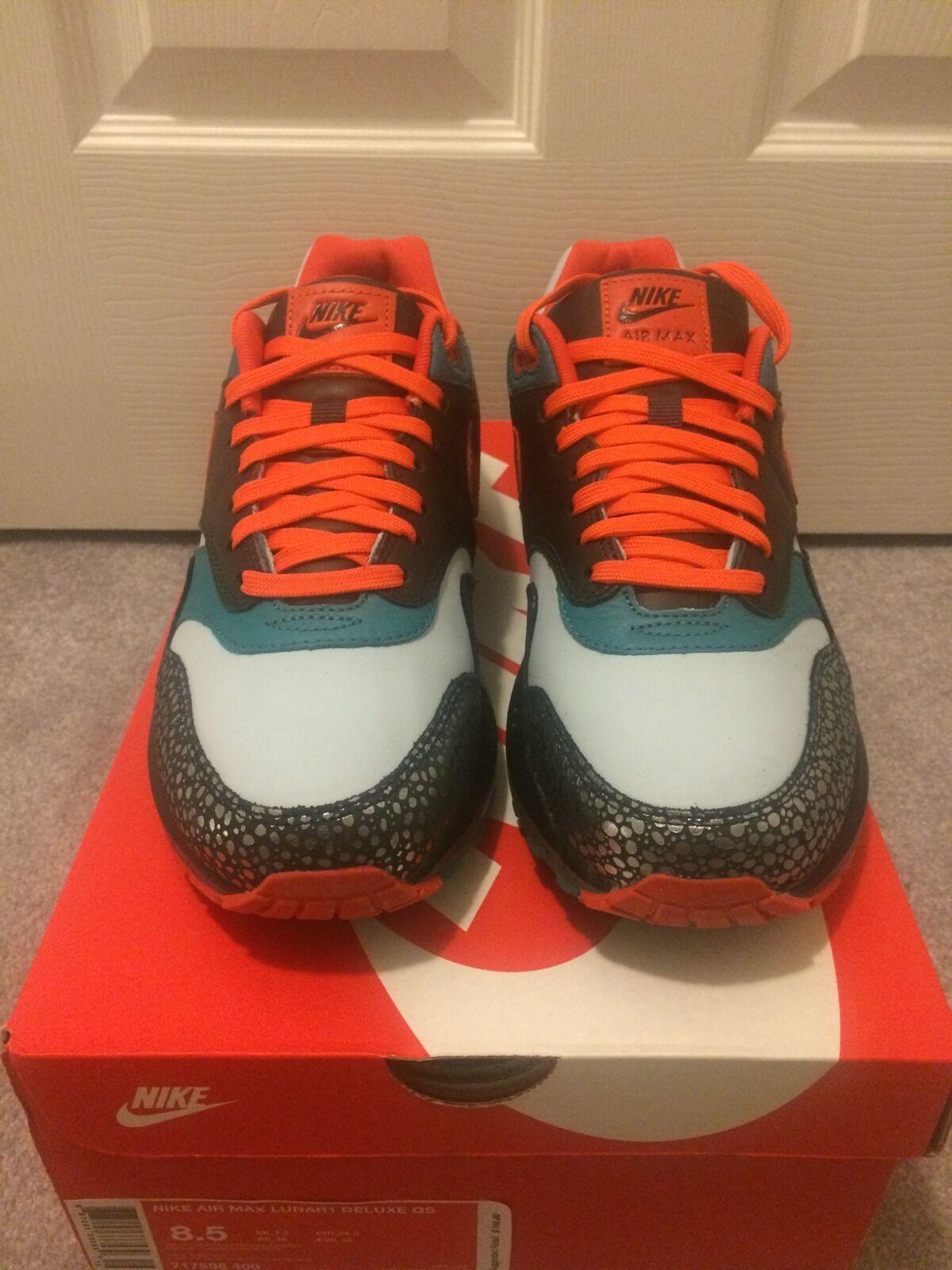 Nike air max lunar 1 super limitata deluxe qs kabutomushi dimensioni