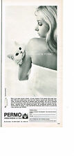 PUBLICITE ADVERTISING 024   1969   PERMO   adoucisseur d'eau