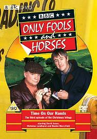 1 of 1 - Only Fools And Horses - Time On Our Hands (DVD, 2004)