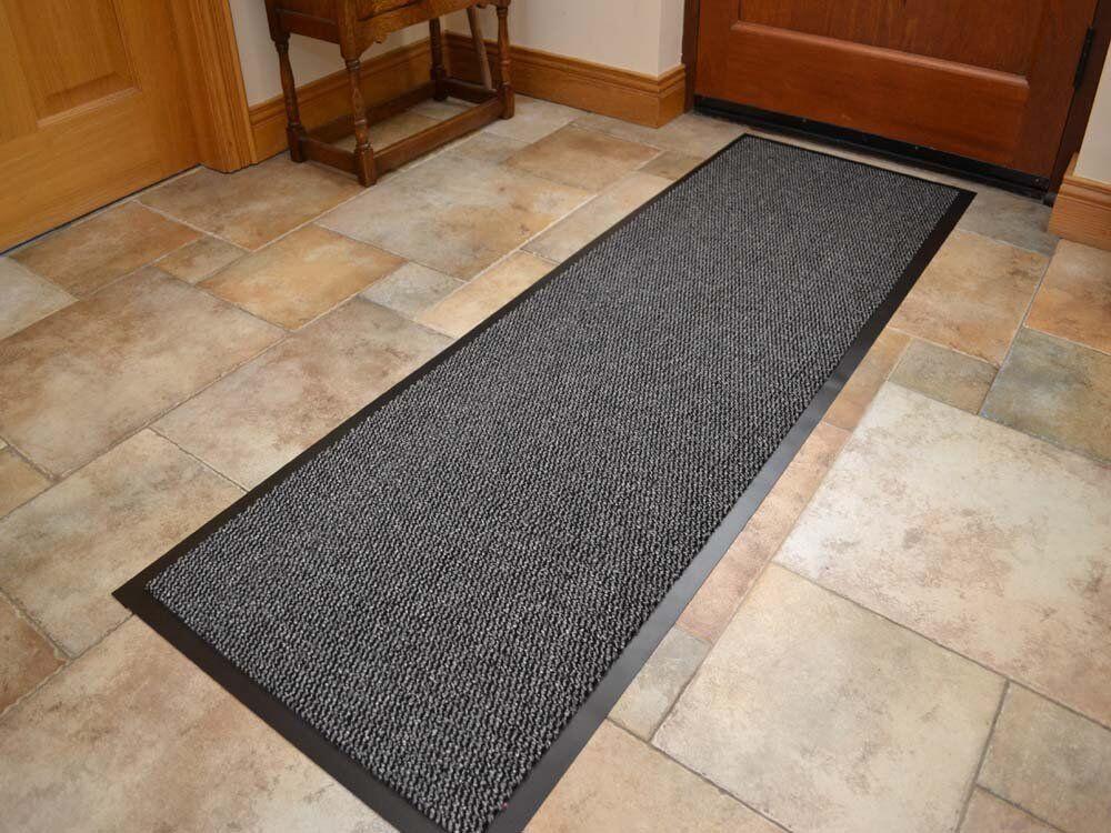 GOMMA antiscivolo indietro i corridori Heavy Duty BARRIERE Corridoio Cucina Nuovo online tappeti