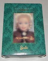 Holiday Caroler Porcelain Barbie Limited Edition Christmas Doll (15760)