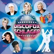 Discofox-Schlager 2 - Sampler    CD      NEU