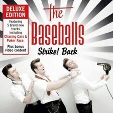 The Baseballs - Strike Back [New CD] Hong Kong - Import