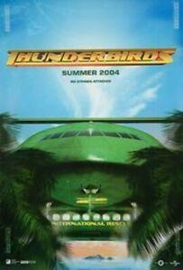 Thunderbirds (Advance) (Zweiseitig) Original Filmposter