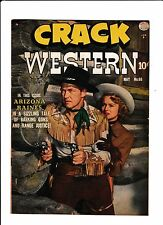 Crack Western No.66  : 1950 :   : Photo Cover! :   : Chop Collection :