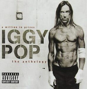 Iggy-Pop-A-Million-In-Prizes-The-Anthology-2-CD-NEW-SEALED-Stooges-Lust-For-Life