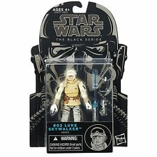"Star Wars 3.75"" Black Series Luke Skywalker Wampa Attack #02 NEW NOC *SALE*SALE*"