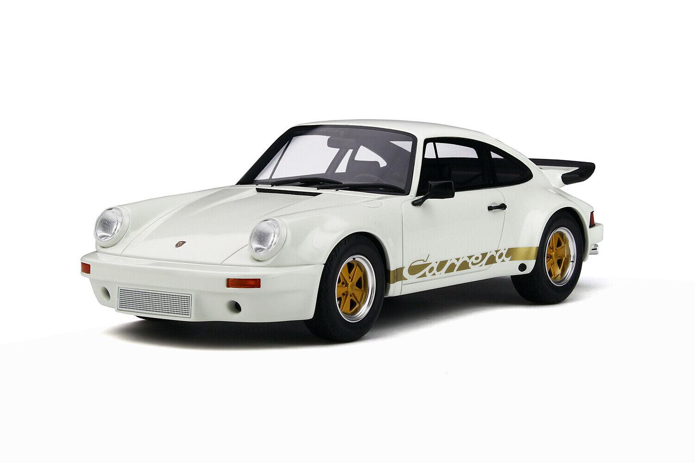 GT Spirit 1 18 Porsche 911 3.0 RS 1974 Grand Prix bianca GT223