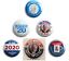 Joe-Biden-fuer-Praesident-2020-Wahlkampf-Buttons-Set-of-6 Indexbild 1