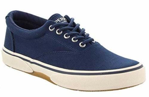 Sperry Men/'s Halyard CVO Canvas Fashion Sneaker