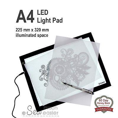 Light-Box Pattern Tracing Pad LED A4 Lightbox Art Tattoo Design Stencil Drawing