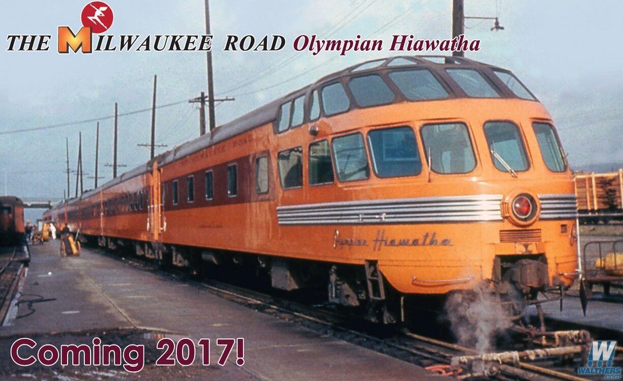grandes ahorros N Kato 106082 Milwaukee Road olímpico olímpico olímpico Hiawatha 9-Coche Set Nuevo En Caja  wholesape barato