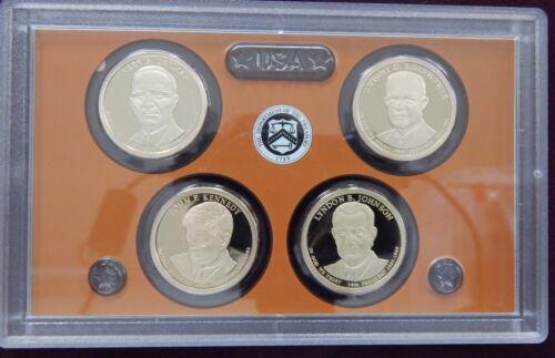 2015-S Proof Presidential Dollar Panel no box or COA