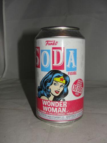 Funko Pop Soda DC Comics Wonder Woman Figurine En Vinyle En peut-Neuf