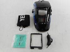 Yeswelder Ef10194 Large Viewing Solar Powered Auto Darkening Welding Helmet