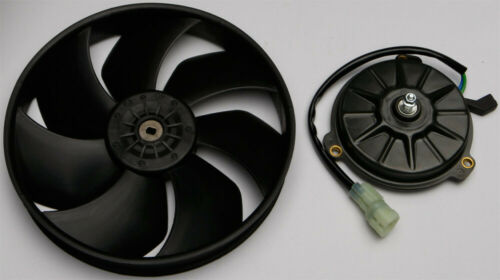 Engine Radiator Cooling Fan Honda TRX 500 FA//FGA 2005-07 Foreman Rubicon