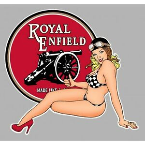Sticker-ROYAL-ENFIELD-left-pin-up-gauche